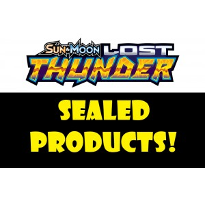 LOT - Sealed Products