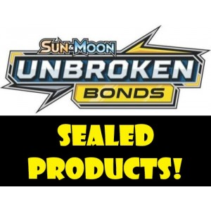UBB - Sealed Products