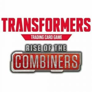 Wave 2 - Rise of the Combiners