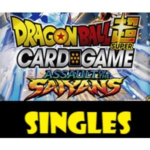 S07 Assault of the Saiyans Singles