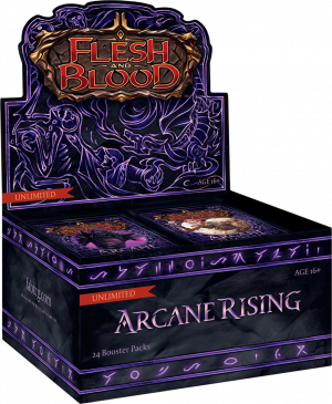 fab, flesh and blood, arcane rising, unlimited